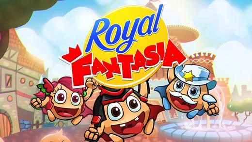 Royal Fantasia