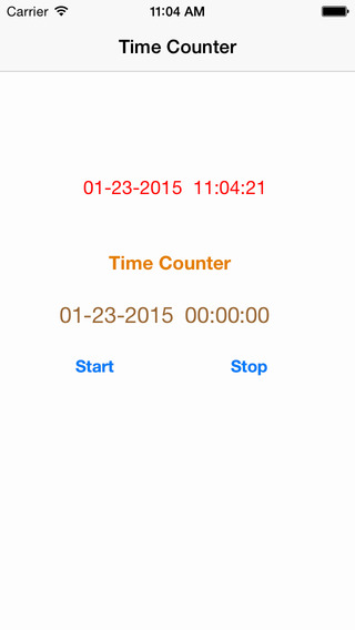 Time Counting