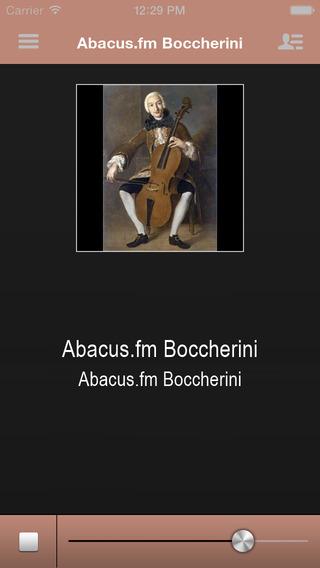 Abacus.fm Boccherini