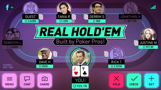 Go Poker Casino Texas Hold'em Game