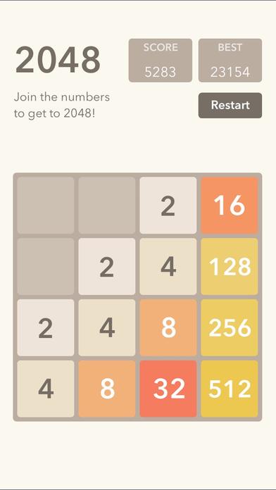 Push 2048