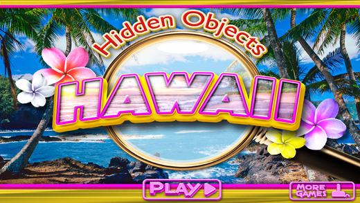 Hidden Objects Hawaii Fantasy Vacation - Hawaiian Secret Puzzle Adventures FREE