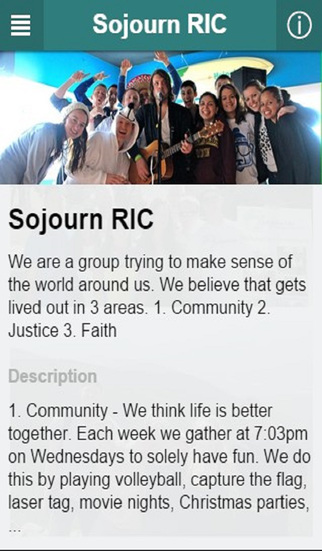 Sojourn RIC