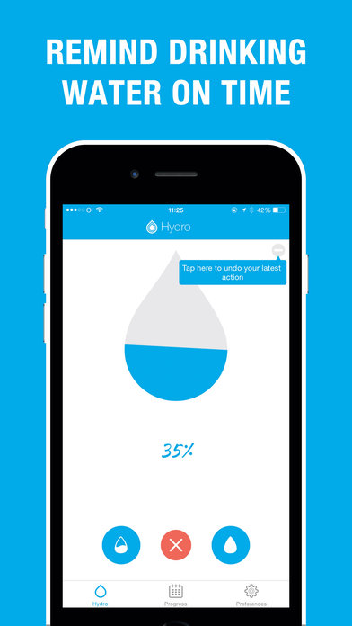 download Hydro - Daily Water Intake apps 0