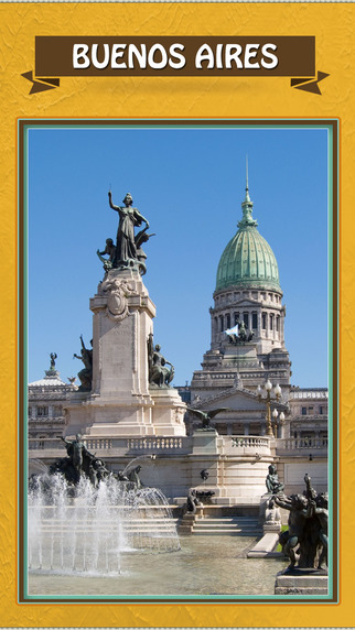 Buenos Aires Offline Travel Guide