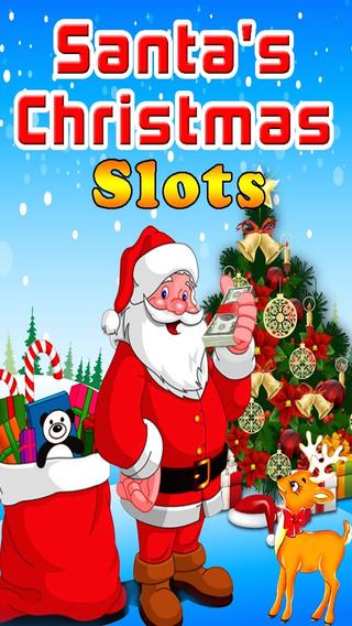 玩免費遊戲APP|下載Santa Christmas Vegas style Jackpot Slots Free app不用錢|硬是要APP