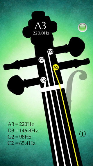 Cello Tuner Pro - Tune your cello with precision and ease - Strings Tuner