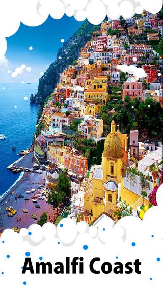 Amalfi Coast Travel Guide - Offilne Maps