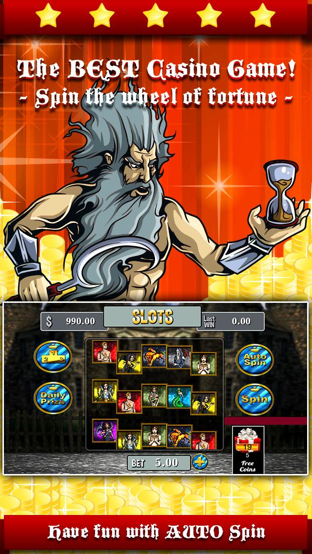 Olympus Challenge Slot Machine - Try this Free Demo Version