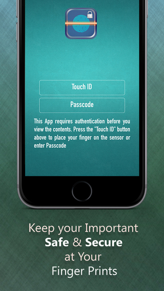 A Fingerprint Password Manager using Passcode - to Keep Safe secure
