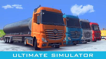 Ultimate Truck Simulator 2016 screenshot 5