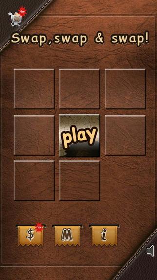 Puzzle 15 - Swap swap swap