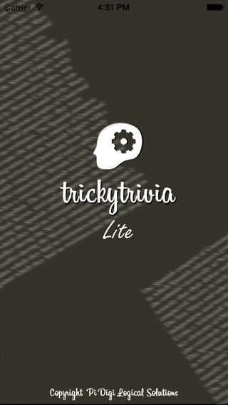 TrickyTrivia Lite - GK Quiz Free