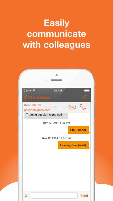 AutoAlert Tracker iPhone Screenshot 4