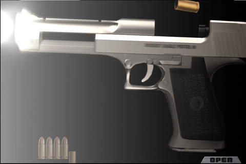 iGun Pro LITE - The Original Gun Application screenshot 1