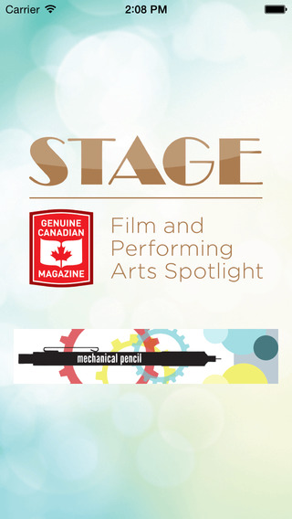 Magazines Canada Stage Film and Performing Arts Spotlight
