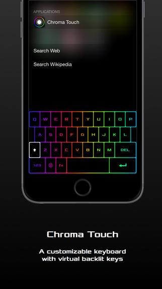 Chroma Touch - Custom Keyboard