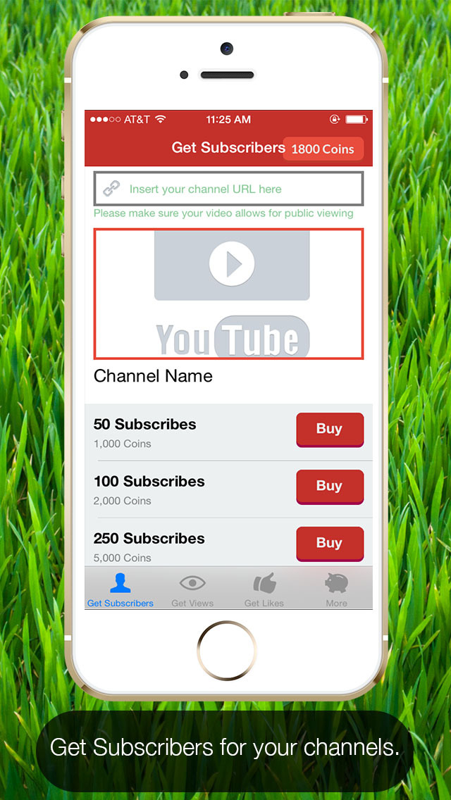 how to get lots of subscribers and views on youtube