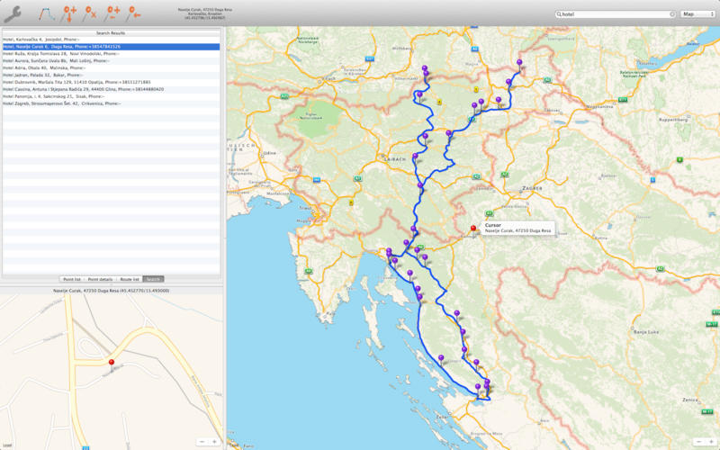 rbb Route Screenshot - 5