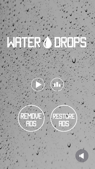 Water Drops - Don't Stop Water Flowing