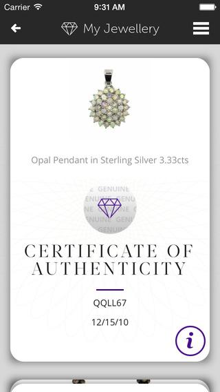 My Gemporia Jewellery App