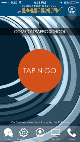 Comedy Traffic School - by Improv