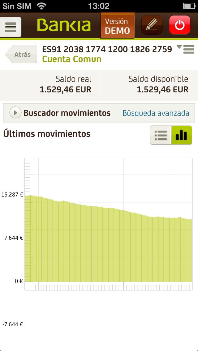 Bankia m vil free download ver for ios for Bankia cajero mas cercano
