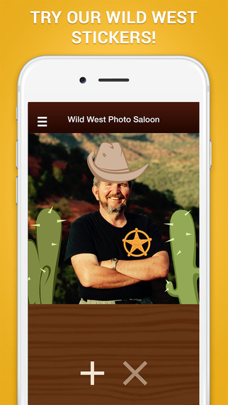 Wild West Photo Saloon PRO