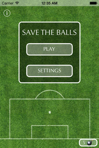 Soccer Retrò - Save The Balls screenshot 2