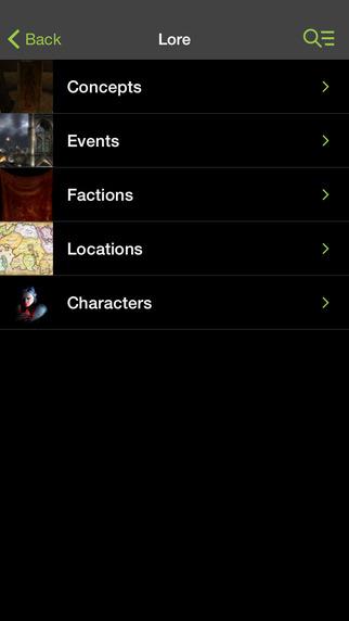 Wikia: Elder Scrolls Fan App