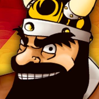 Viking Run - War On Walls LOGO-APP點子