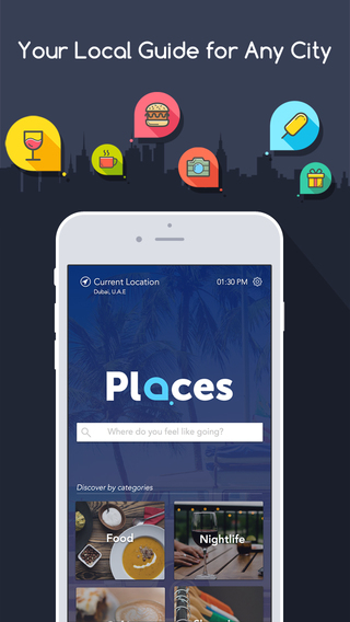 Places - Your Local City Guide