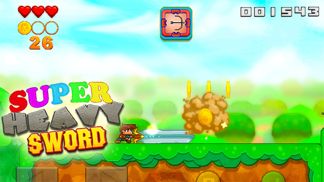 《超级重剑:Super Heavy Sword [iOS]》