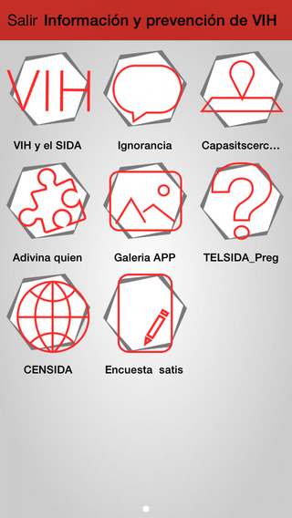 Información y prevención de VIH
