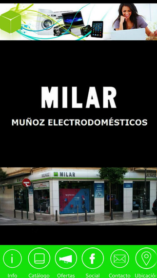 MILAR MUÑOZ ELECTRODOMESTICOS