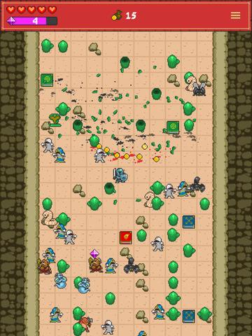 One Tap RPG screenshot 8