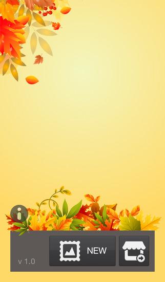 Autumn Frames PhotoFram.es