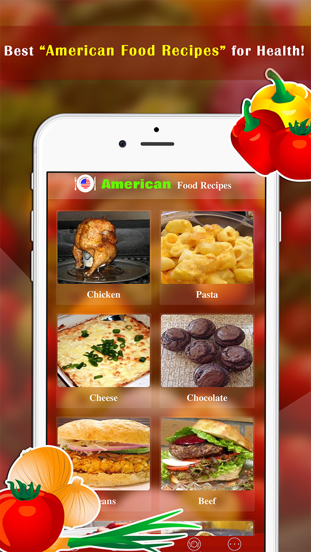 App shopper best american food recipes food drink whats new forumfinder Gallery