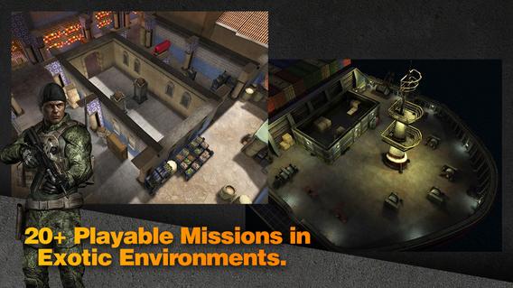 突破扫荡:Breach & Clear
