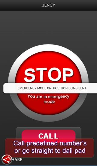 JencyLite Emergency Button