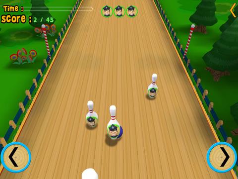 cats bowling for kids vip iPad Screenshot 4