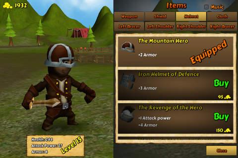 Mage Quest screenshot 3