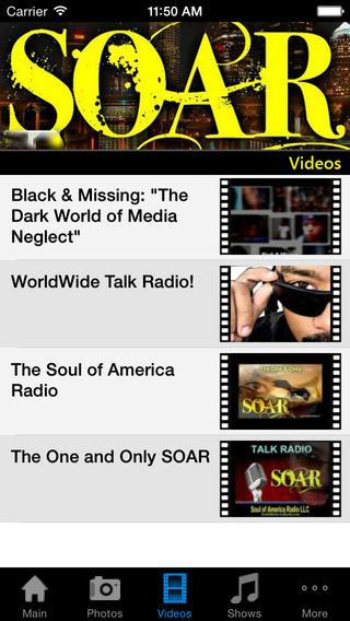Soul of America Radio