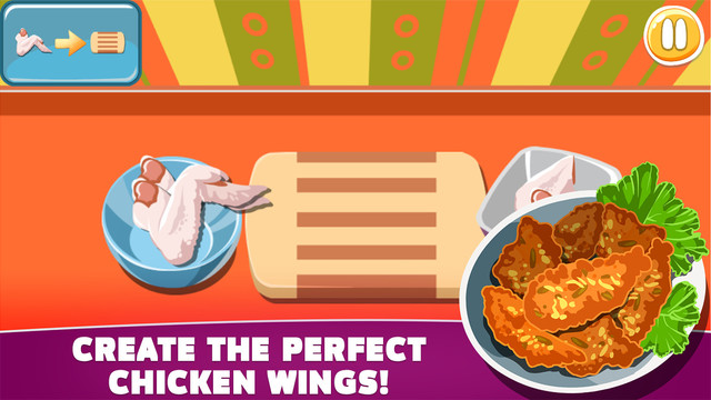 Chicken Wings Cooking PRO
