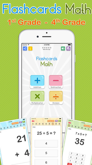 FlashcardsMath