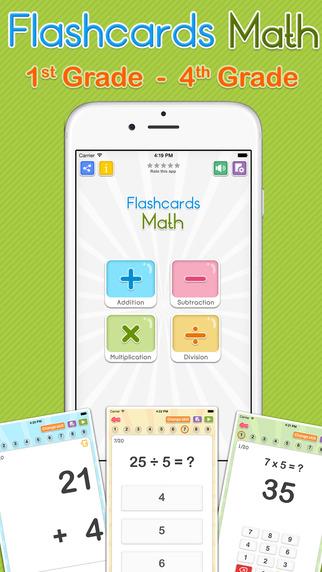 FlashcardsMath