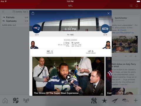 ESPN ScoreCenter screenshot 9