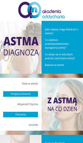 Z astmą na Ty