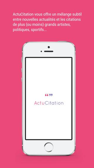 ActuCitation