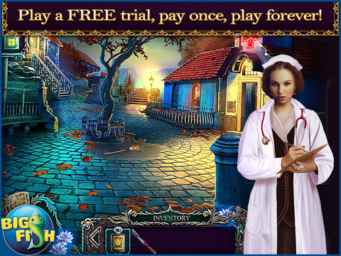 Shiver: Lily's Requiem HD - A Hidden Objects Mystery на iPad
